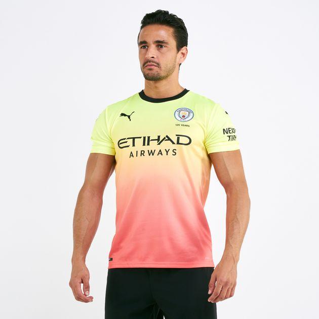 new arrival 3c50d 3add9 PUMA Men's Manchester City Third Replica Jersey - 2019/20