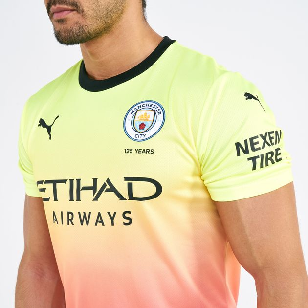 new arrival 2d27a 08e6a PUMA Men's Manchester City Third Replica Jersey - 2019/20