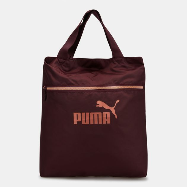 PUMA Women's Core Seasonal Shopper Bag