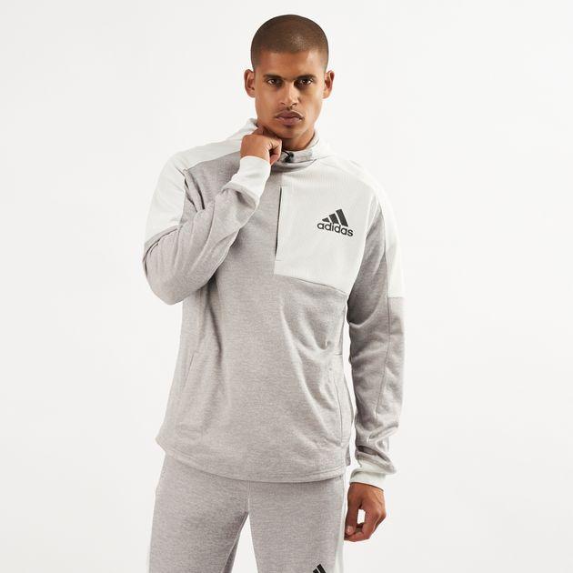 84750ebf adidas Men's Team Issue Pullover Hoodie | Hoodies | Hoodies and ...