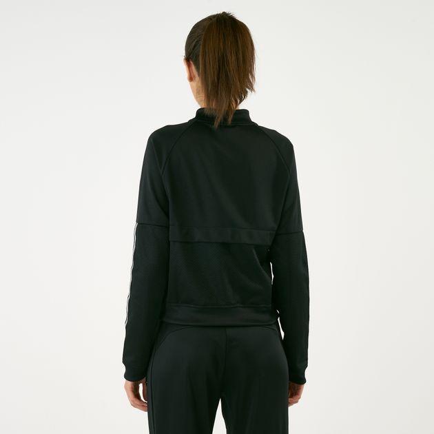2b0b84e4391 adidas Women's Snap Jacket   Track Jackets   Jackets   Clothing ...