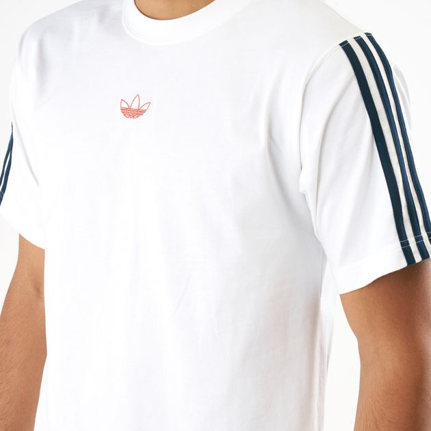 new concept 387f6 ef92b adidas Originals Mens Floating T-Shirt, 1516925