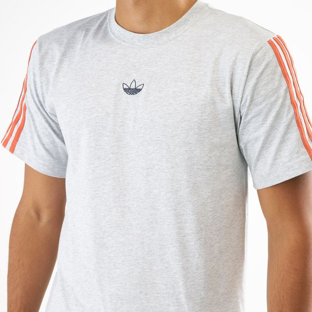 finest selection b562b 031fd adidas Originals Mens Floating T-Shirt, 1516929