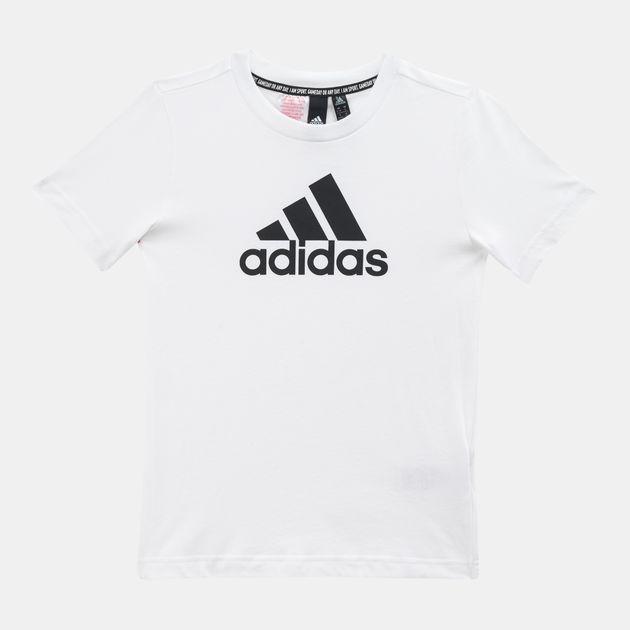 Adidas Damen Must Haves Badge of Sport T Shirt, Größe Xl in