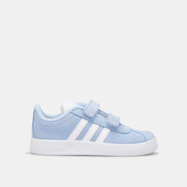 e4688ed4 adidas Originals Kids' Vl Court 2.0 Shoe (Baby and Toddler)