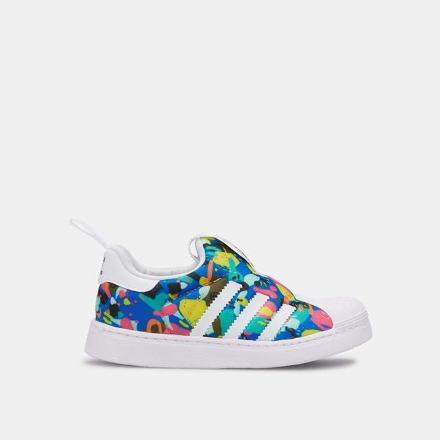 size 40 bb7df 000bb adidas Originals Kids' Superstar 360 Shoe (Baby and Toddler)