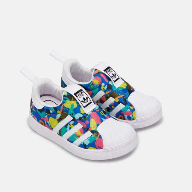 size 40 0ca0d 8cb86 adidas Originals Kids' Superstar 360 Shoe (Baby and Toddler)