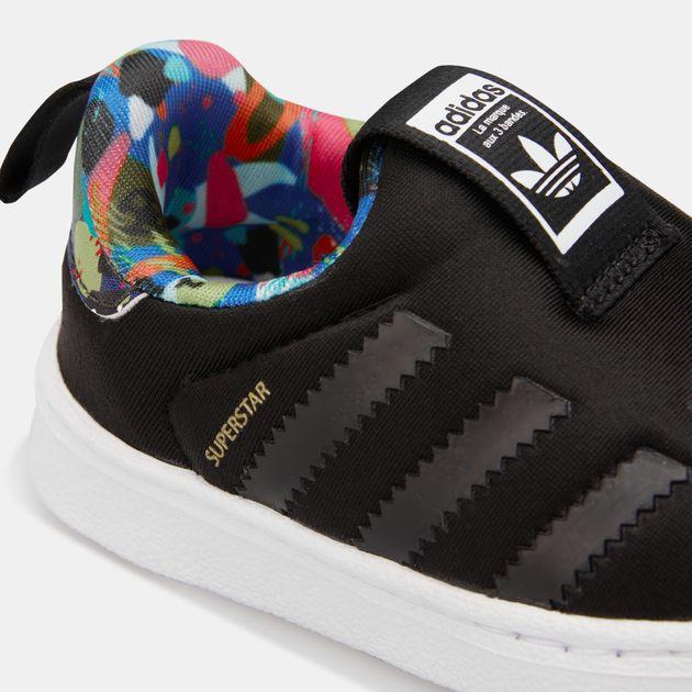 adidas slip on for kids
