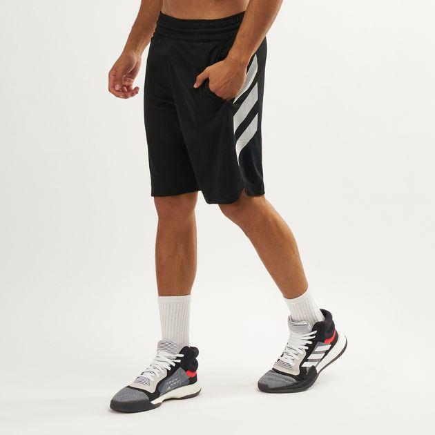 7395b96e915c adidas Men s Accelerate 3-Stripes Short