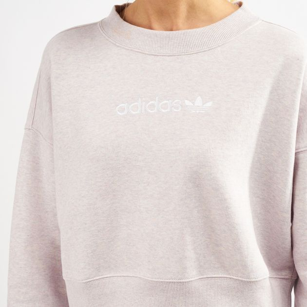 ba946def5b Adidas Originals WoMen's Coeeze Cropped Sweatshirt | Sweatshirts ...