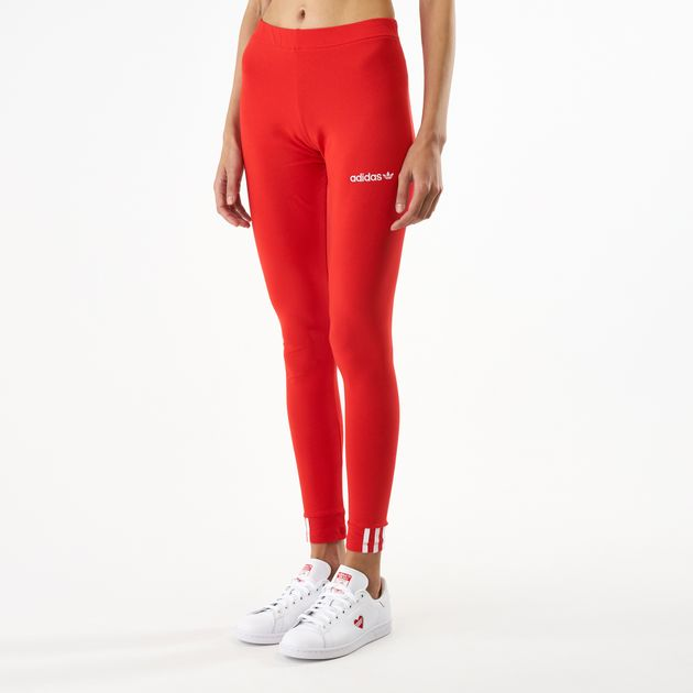 59ba1ad5e6a adidas Originals Women's Coeeze Leggings | Full Length Leggings ...
