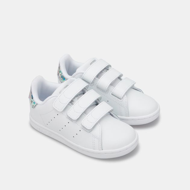 the best attitude 640cf 654c8 adidas Originals Kids' Stan Smith Shoe (Baby and Toddler)