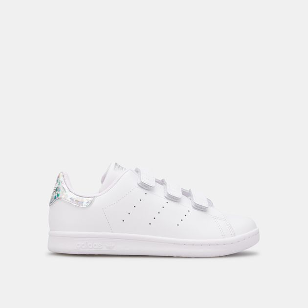 release date: bf716 882ed adidas Originals Kids' Stan Smith Shoe (Younger Kids)
