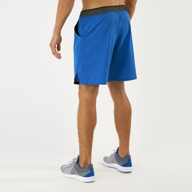 6cb4f74e Reebok Men's Training Epic Knit Waistband Shorts