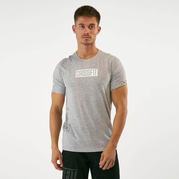 b10b4b4a Reebok Men's CrossFit Move T-Shirt | T-Shirts | Tops | Clothing ...
