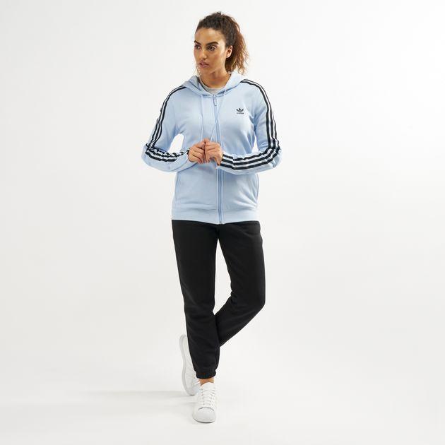 Zip Adidas Originals Originals Hoodie Women's Originals Adidas Zip Women's Hoodie Adidas Women's 0m8nvNw