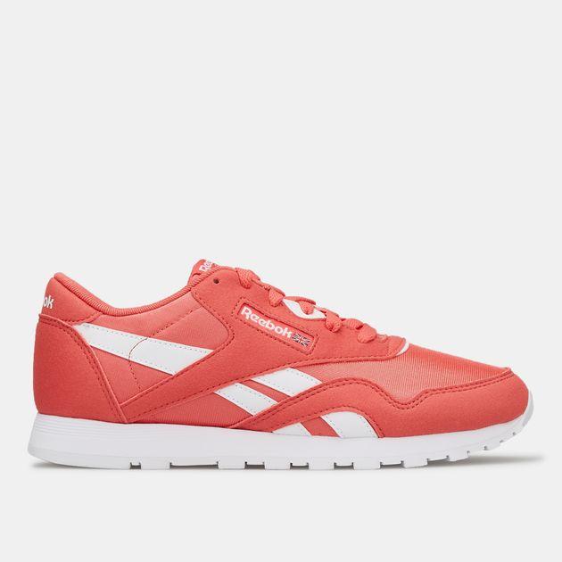 3d0e17d364881 Reebok Kids  Classic Nylon Shoe (Younger Kids)