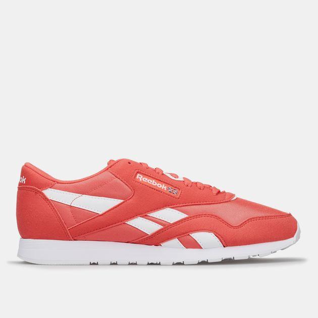 8c8711cc8 Reebok Unisex Classic Nylon Colour Shoe