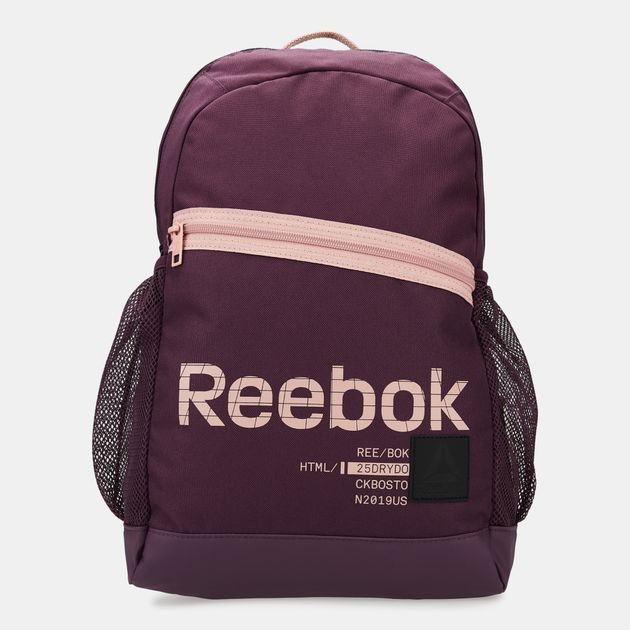 b4fdd59afcfb Reebok Style Active Foundation Backpack - Purple