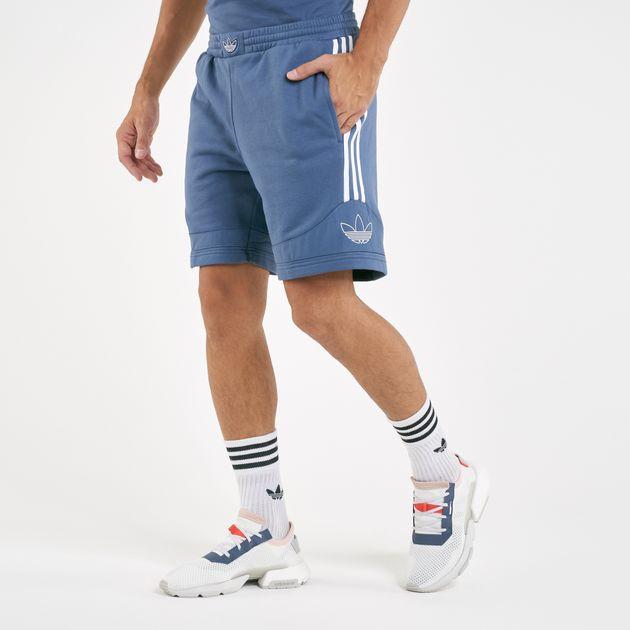adidas shorts trefoil