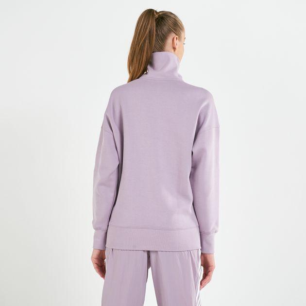adidas Originals Lock Up Sweatshirt für Damen Schwarz