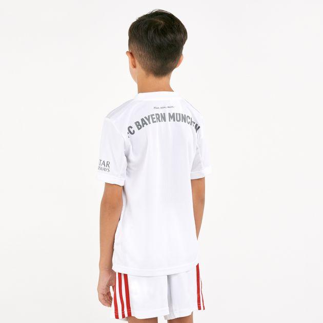 adida Kids' FC Bayern Munich Away Jersey 201920 (Older Kids)