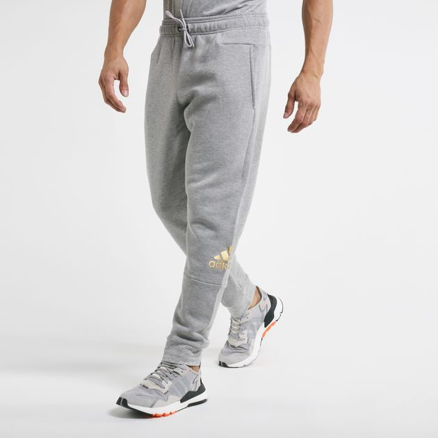 taille 40 26feb b6ada adidas Men's Sport ID Pants