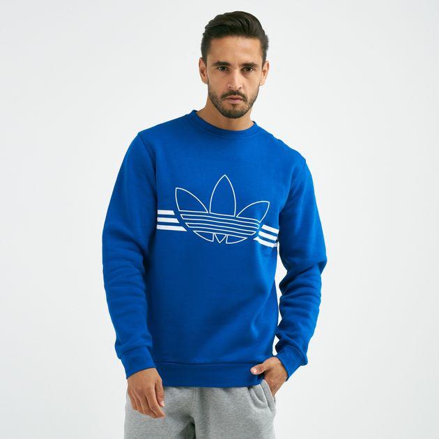 adidas Menss Crewneck Sweater