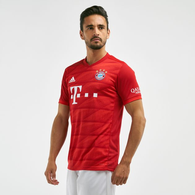 on sale 6ad3f 43500 adidas Men's Bayern Munich Home Jersey - 2019/20