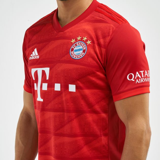 on sale f26c2 22c87 adidas Men's Bayern Munich Home Jersey - 2019/20