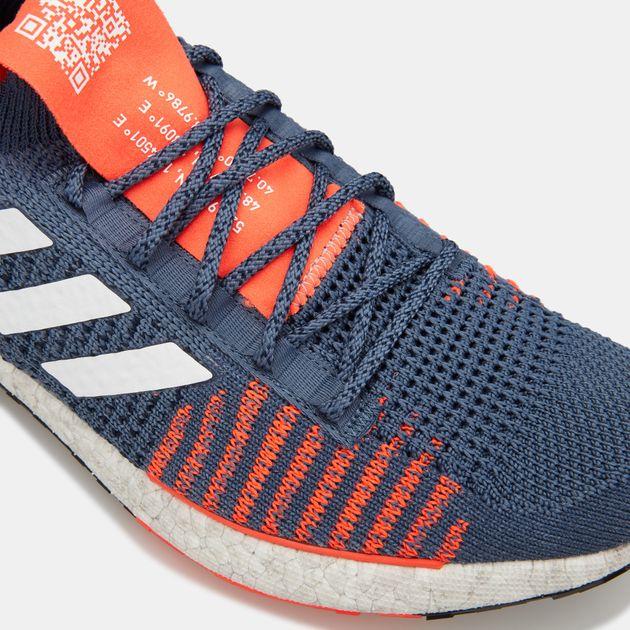 Pulseboost HD Shoes BlackGreyRed | Men's