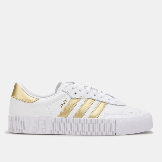 adidas Womens Sambarose Athletic /& Sneakers