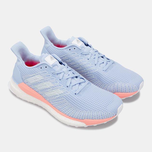 Adidas Solar Boost Running Shoes Blue