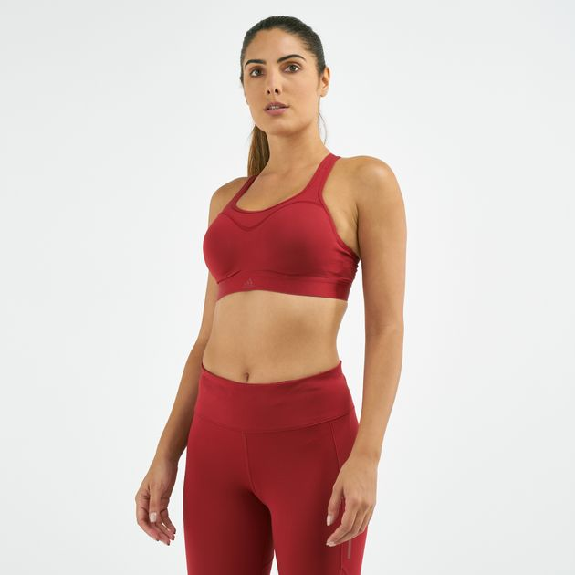 2f4fa5e728 adidas Women's Stronger For It Racer Bra