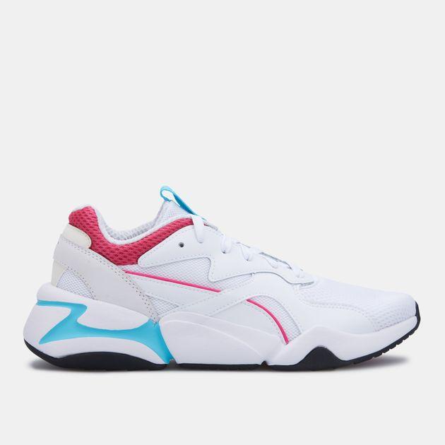 3e40f7d8b62 PUMA Women's Nova Mesh Shoe