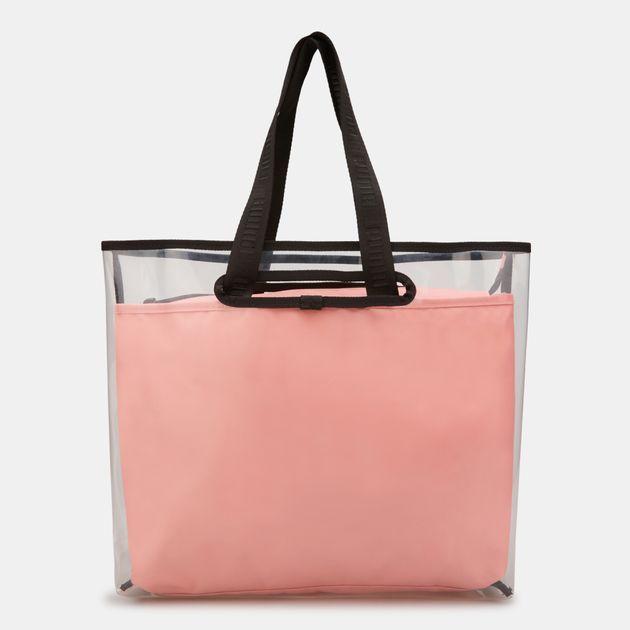 Damen Puma Taschen & Koffer | CORE TWIN SHOPPER Black