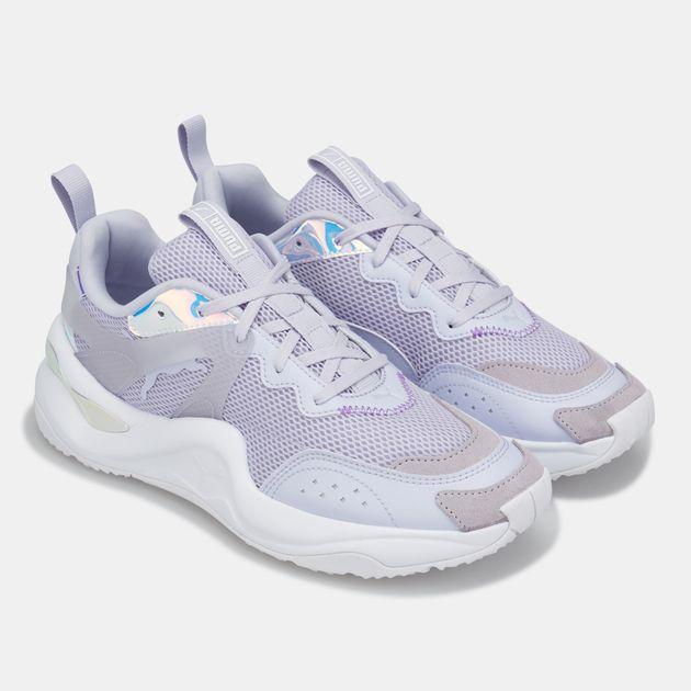 PUMA Women's Rise Glow Shoe