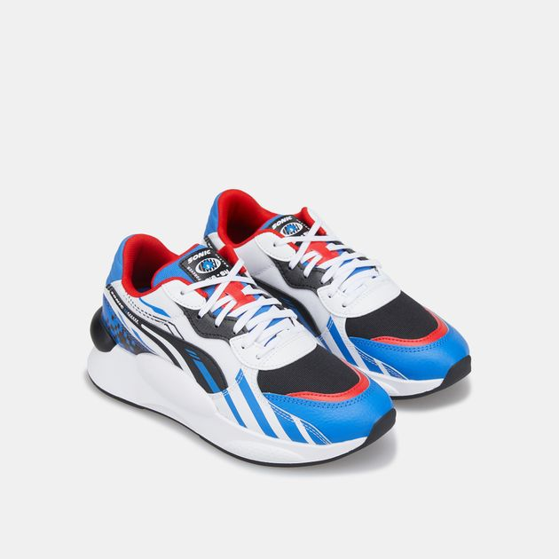 PUMA Kids' X Sega RS 9.8 Sonic Shoe (Older Kids)