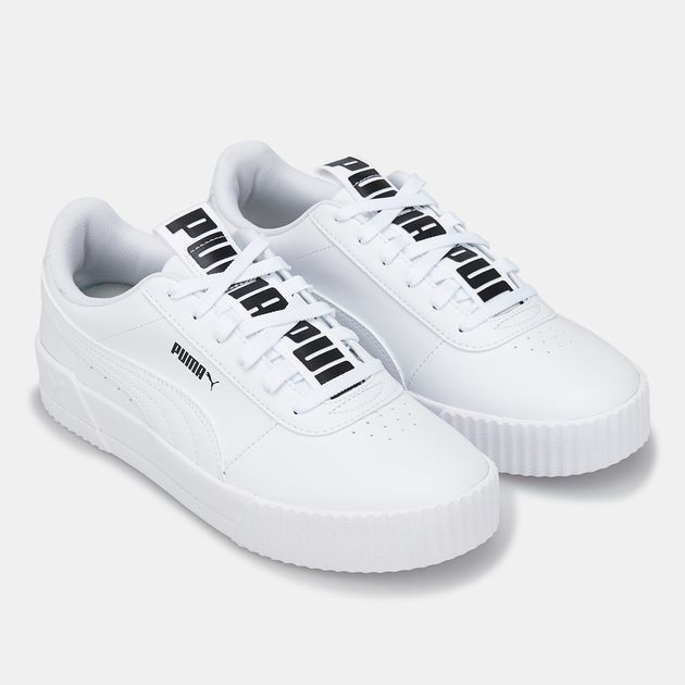 PUMA Women's Carina Bold Shoe