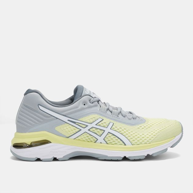 buy popular 431ed 6fc35 Shop Yellow Asics GT-2000 6 Running Shoe for Womens by Asics ...