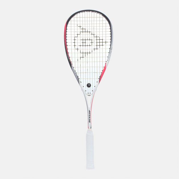Dunlop Biomimetic Evolution 120 Squash Racket - Multi