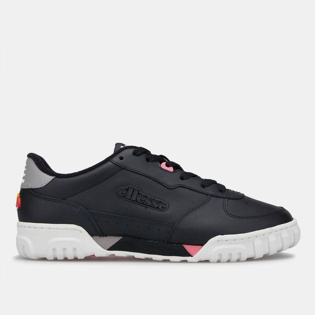 ellesse Women's Tanker Lo Leather Shoe