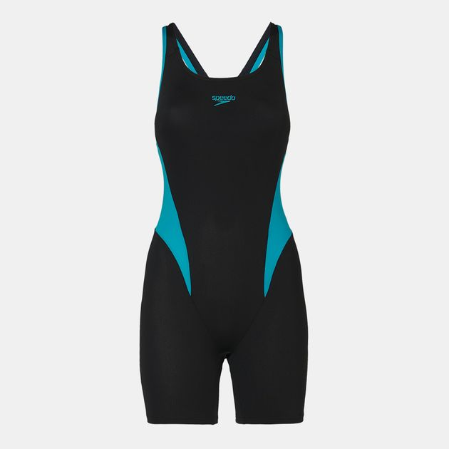 Speedo Essential Splice Kickback Legsuit