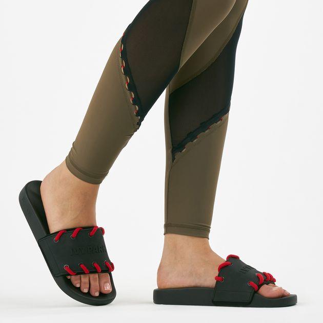Ivy Park Women S Lace Scalloped Slider