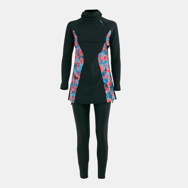 e0309a8ee6 Zoggs Women's Wunderlust Modesty Suit | Swimsuit | Swimwear ...