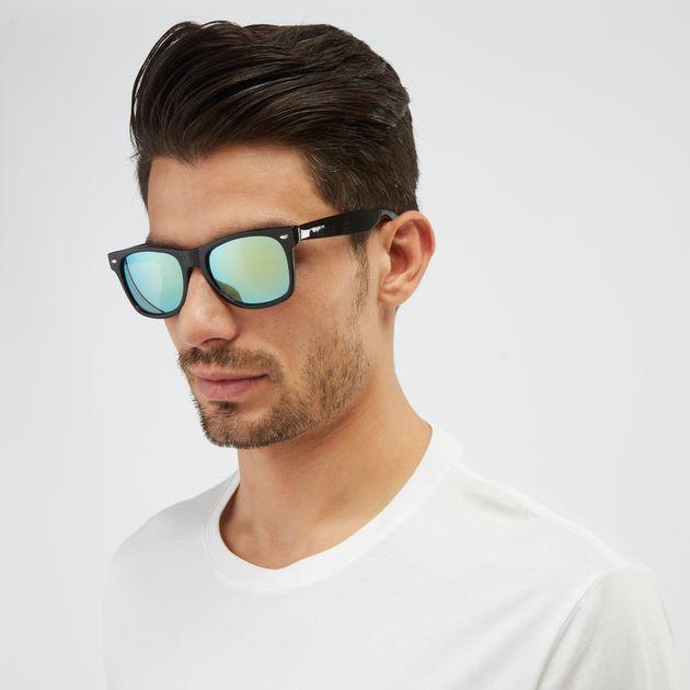 Jeepers Peepers Wayfarer Sunglasses - Black