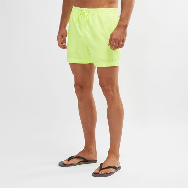 fe74027795d9 South Beach Pastel Yellow Stripe Swim Shorts | Swimwear | Clothing ...