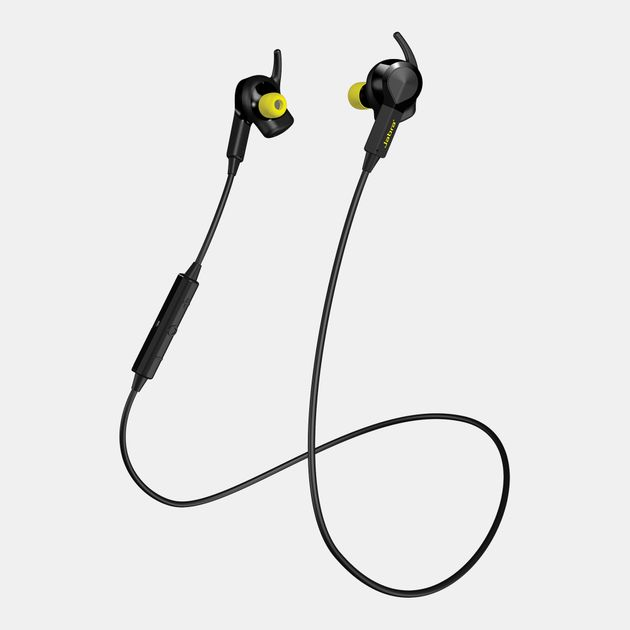 Jabra® Sport Pulse Wireless Headset - Black