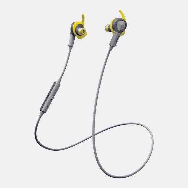Jabra® Sport Coach Wireless Ear Buds - Yellow