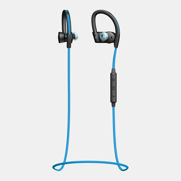 Jabra® Sport Pace Wireless Bluetooth Headset - Blue, 260860